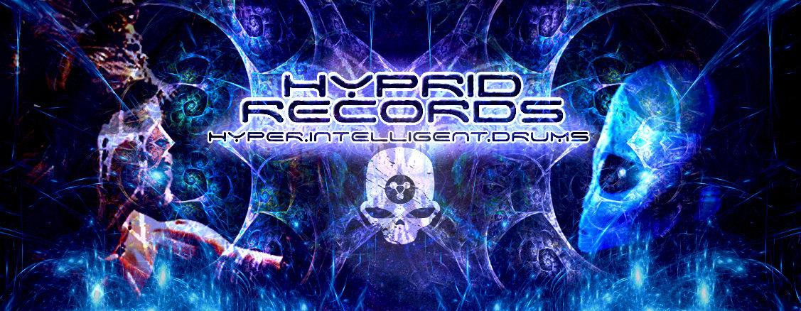 Party Flyer Hyprid Rec. Hitech-Edition 21 Dec '18, 22:00