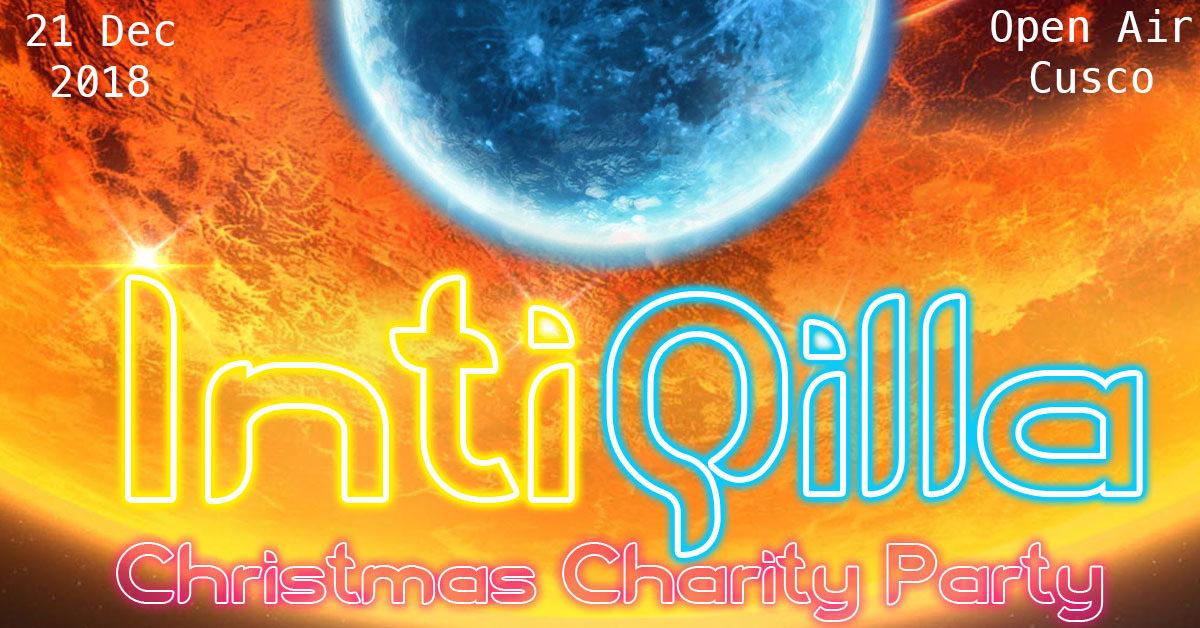 Party Flyer Inti Qilla - Solstice & FullMoon 21 Dec '18, 15:00