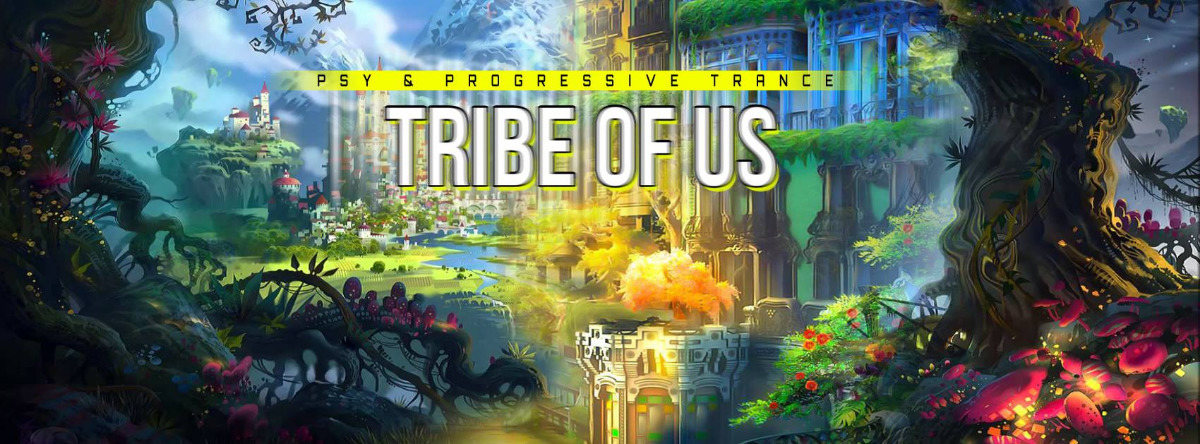 Party Flyer Tribe Of Us - Winter Edition 29 Dec '18, 23:00
