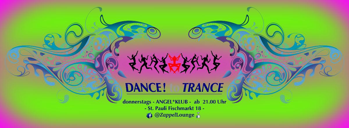 DANCE to TRANCE 3 Jan '19, 21:00