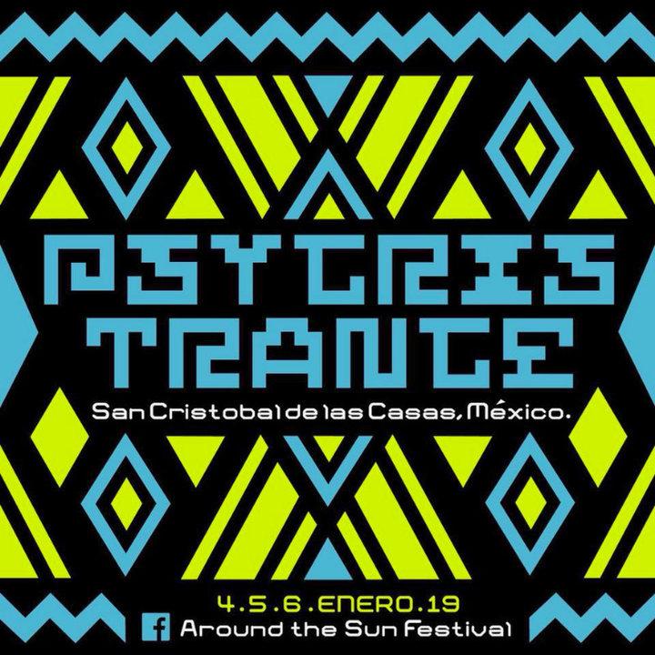 Party Flyer PSYCRIS TRANCE (((PSYCHEDELICS ARTS FESTIVAL))) 4 Jan '19, 22:00