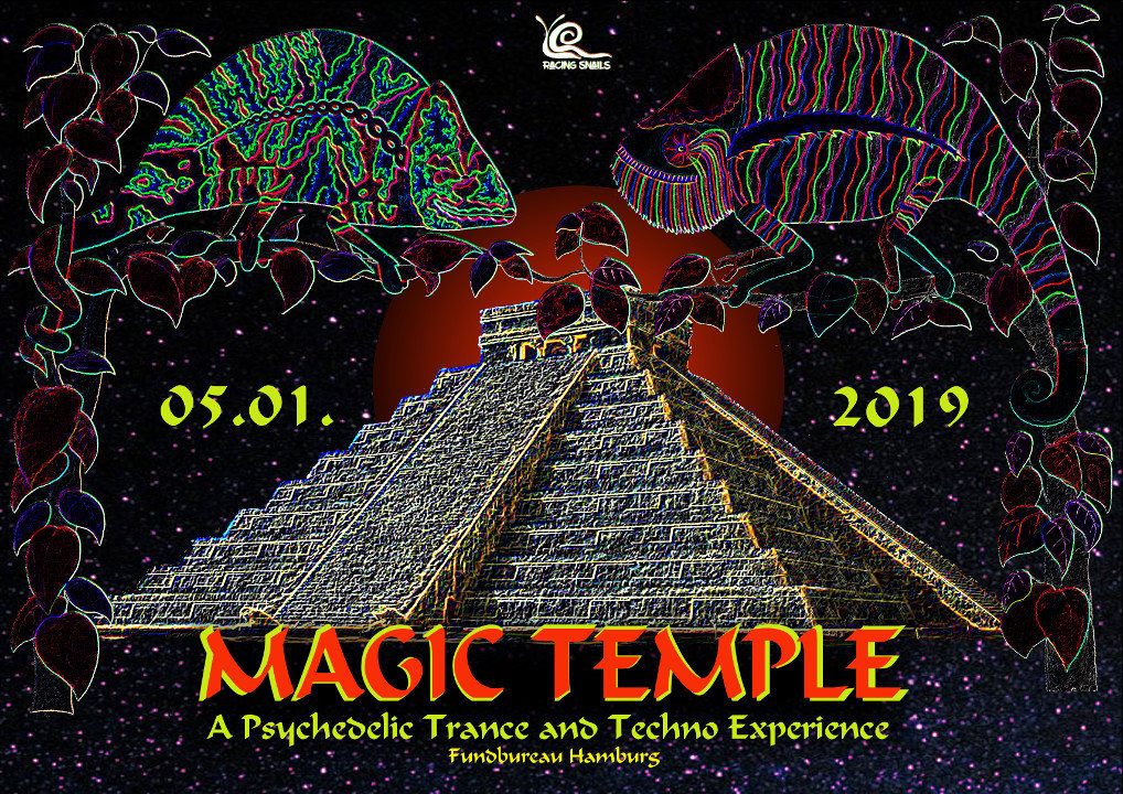 Magic Temple 5 Jan '19, 23:00
