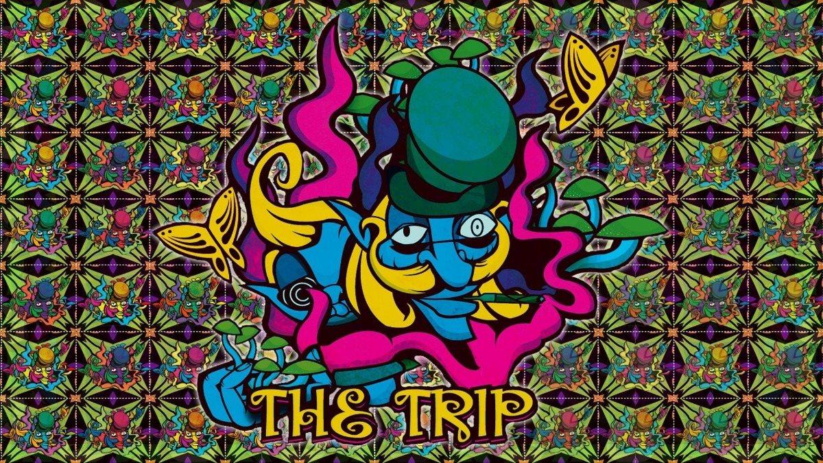 Party Flyer The Trip - Ritual 5 Jan '19, 16:00