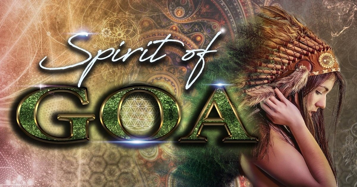 Party Flyer SPIRIT OF GOA 2019 26 Jan '19, 22:00