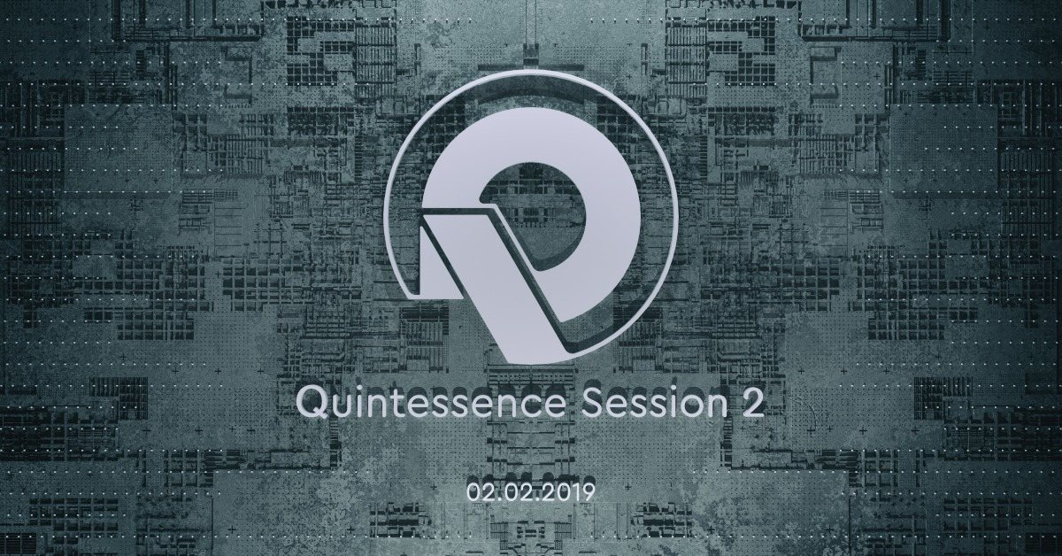 Party Flyer Quintessence Session 2 2 Feb '19, 23:00