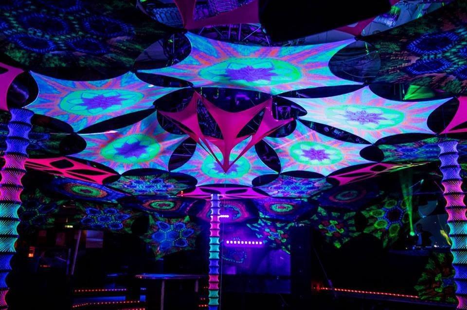 Party Flyer Spirit of Gaia - Goa Dekoration - PsyTrance 16 Feb '19, 23:00