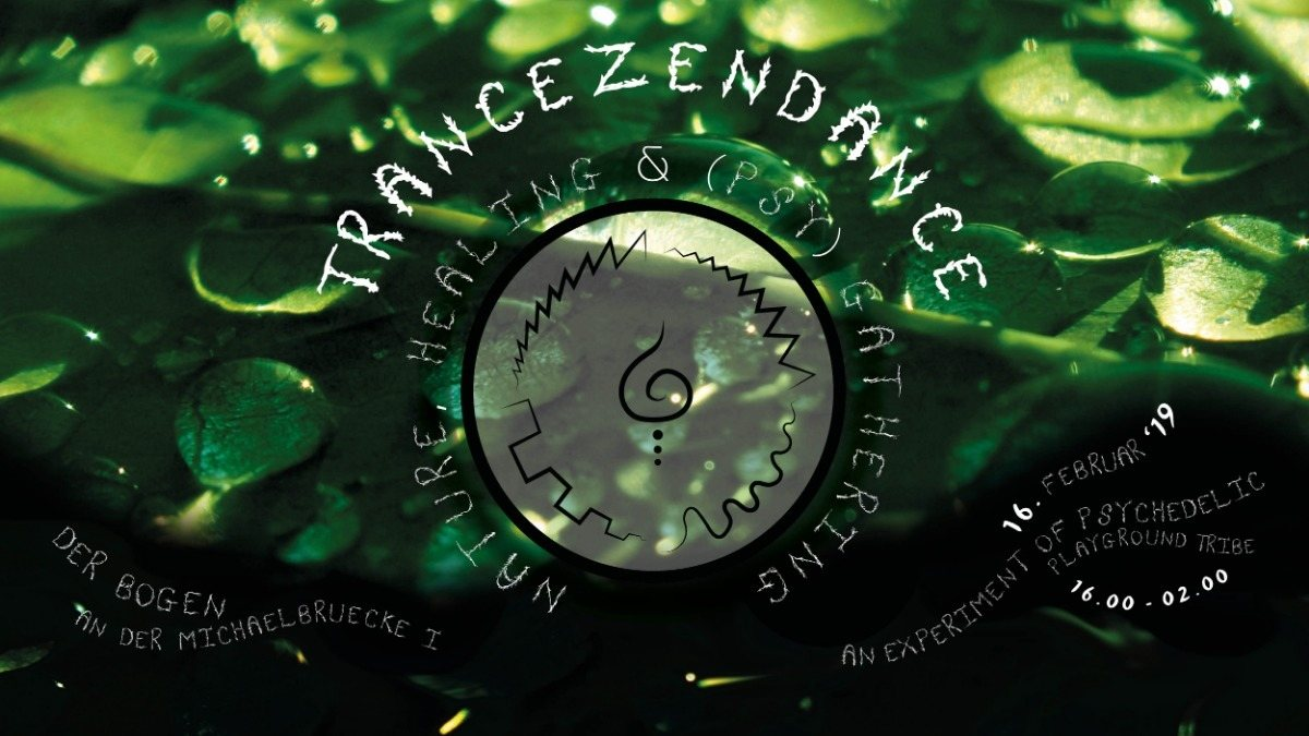 Party Flyer TranceZendance - Nature, Healing & (Psy) Gathering 16 Feb '19, 16:30