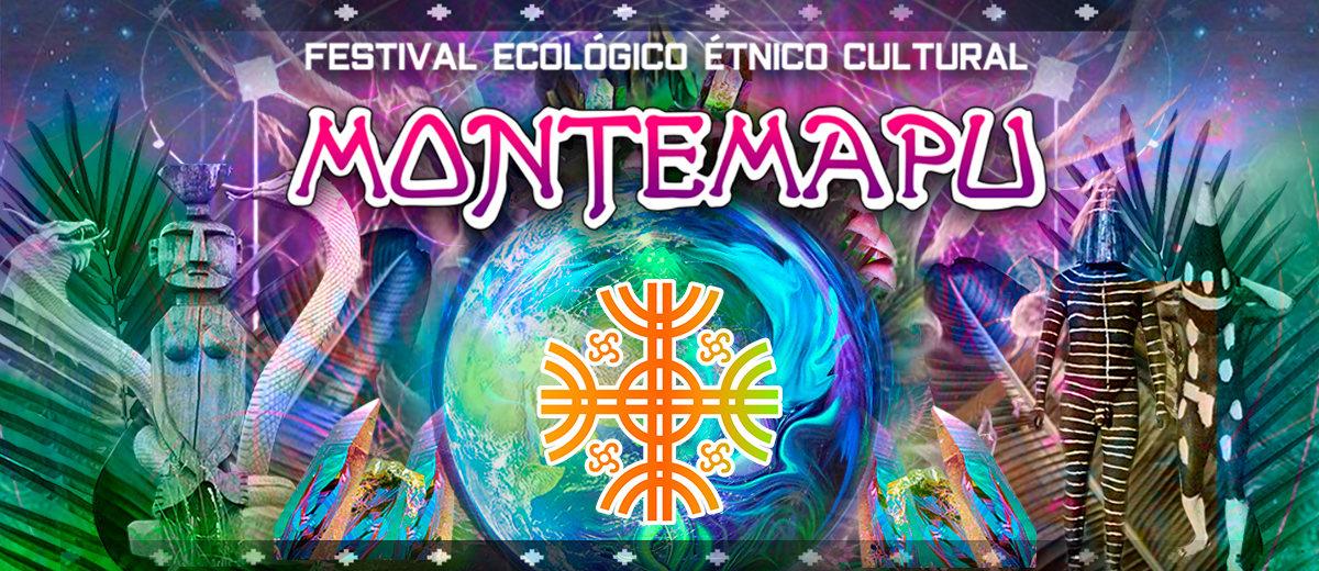 Party Flyer Montemapu Festival 2019 1 Mar '19, 16:00