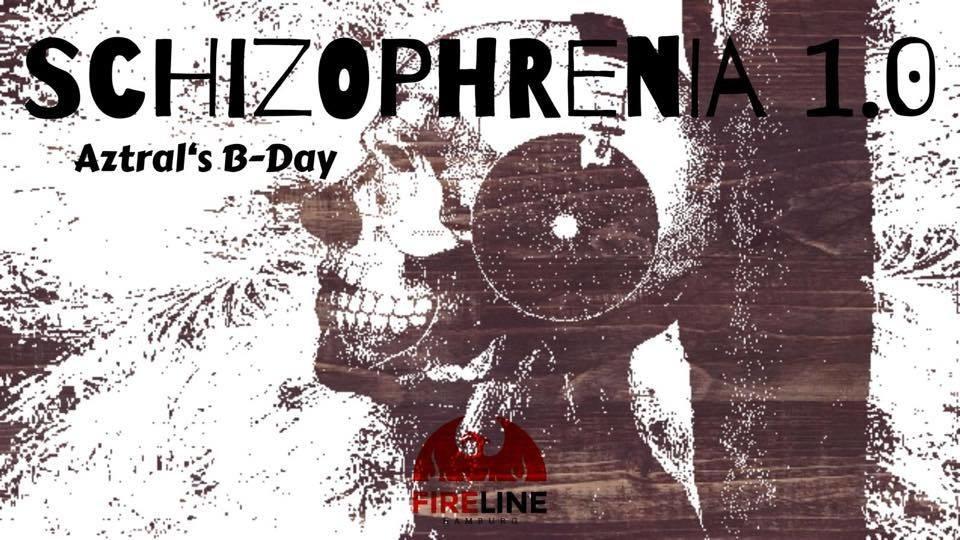 Party Flyer ShiZoPhReNiA Vol.1 1 Mar '19, 21:00