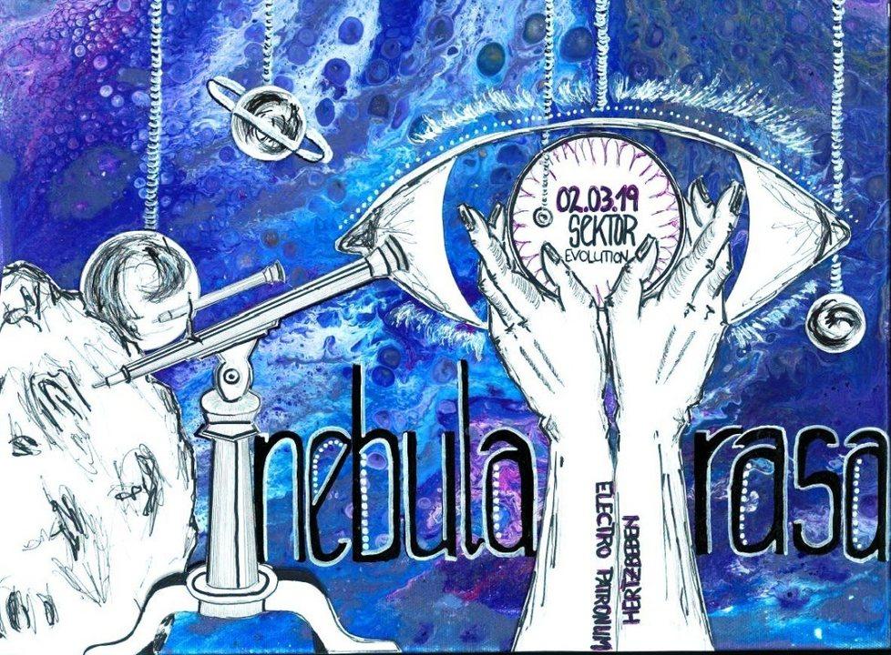 Party Flyer Nebula Rasa 2 Mar '19, 23:00