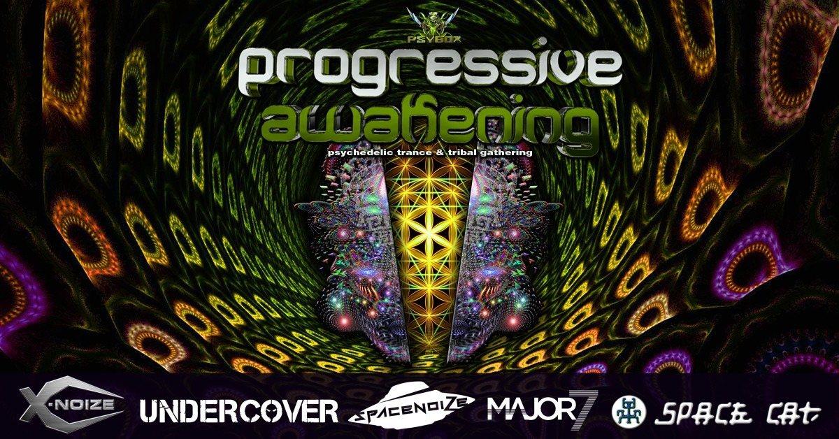 Psybox pres. Progressive Awakening - Manifestation of Dreams 5 Apr '19, 22:00