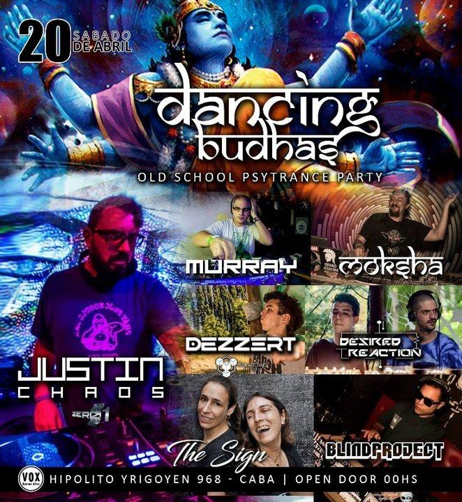 Dacning Budhas International 20 Apr '19, 23:30