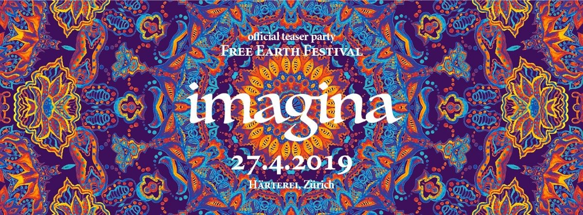 IMAGINA / Official Free Earth Festival Teaser 27 Apr '19, 21:30