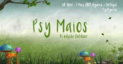Party Flyer 4º edição PSY-MAIOS 2019........... 4º edition PSY-MAIOS 2019 30 Apr '19, 21:00