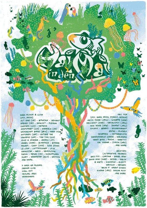 Party Flyer Hai in den Mai Festival 2019 2 May '19, 12:00