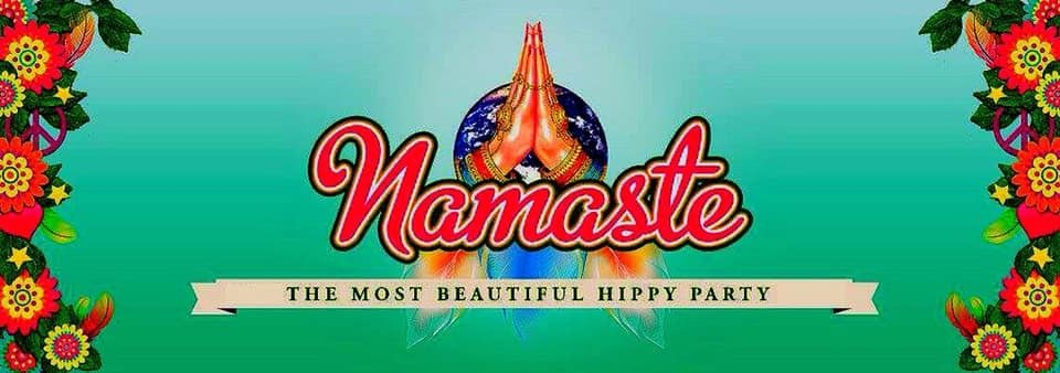 Party Flyer NAMASTE 3 May '19, 22:00