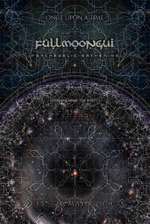 Party Flyer Fullmoongui •Once upon a time 17 May '19, 17:00