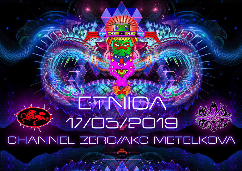 Party Flyer Svetlanna Vjerina Uzunnovic 17 May '19, 23:00