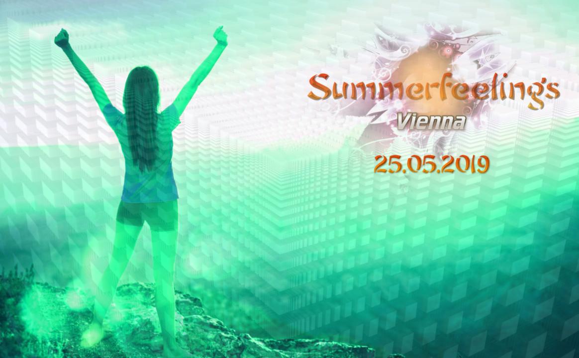 Party Flyer Summerfeelings 25 May '19, 16:00