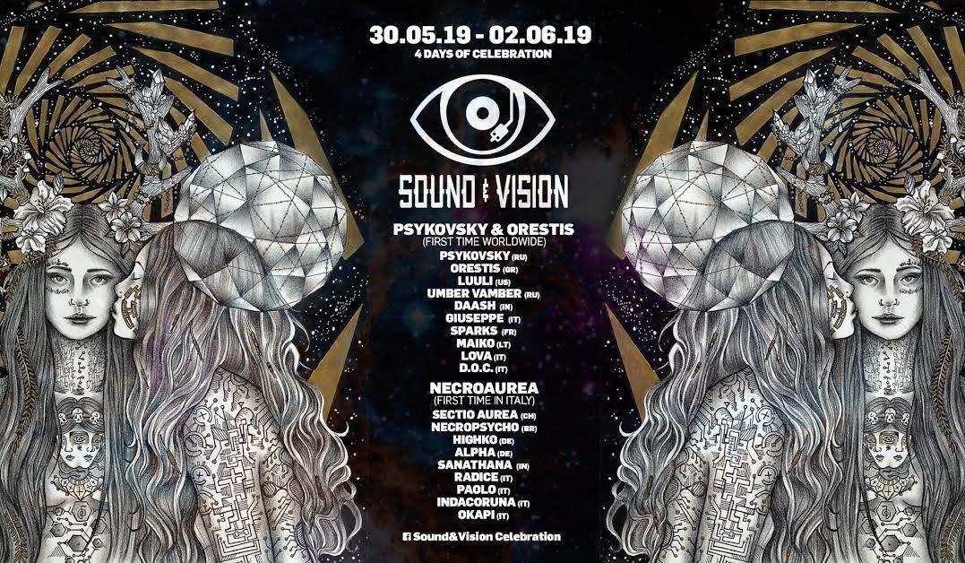 Sound&Vision Celebration 2019 30 May '19, 18:30