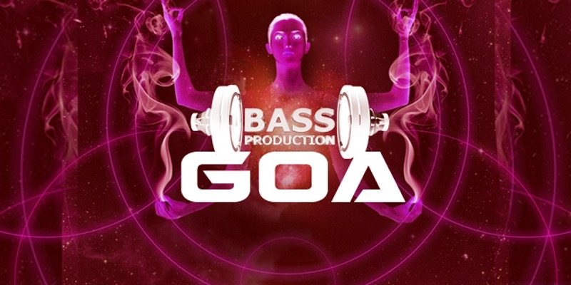 Party Flyer Bassproduction Goa Party 8 Jun '19, 22:00