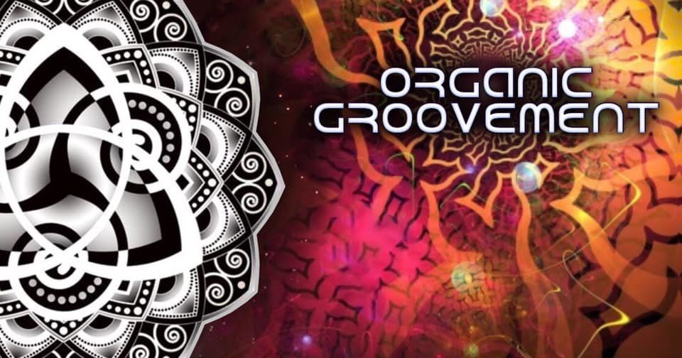 Party Flyer Organic Groovement 24hParty mit Etnica & Chorea Lux 8 Jun '19, 15:00