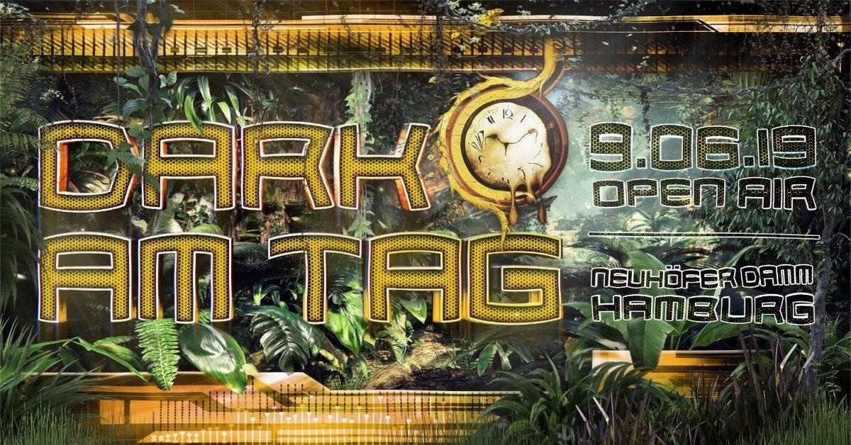 Party Flyer DarkAmTag OA ☼ Daksinamurti ☼ Jumpstreet ☼ Bombax ☼ Alpha ☼ 9 Jun '19, 14:00