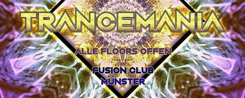 Party Flyer Trancemania @Fusion Club 14 Jun '19, 23:00