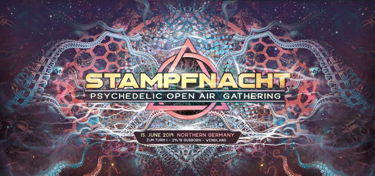 Party Flyer STAMPFNACHT OPEN AIR 2019 15 Jun '19, 16:00