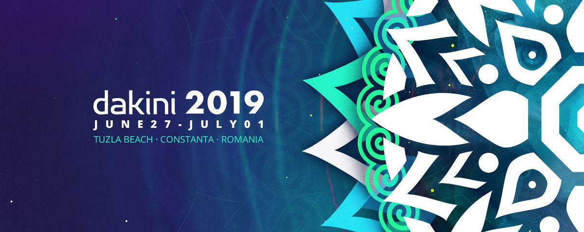 Party Flyer Dakini festival 2019 27 Jun '19, 18:00