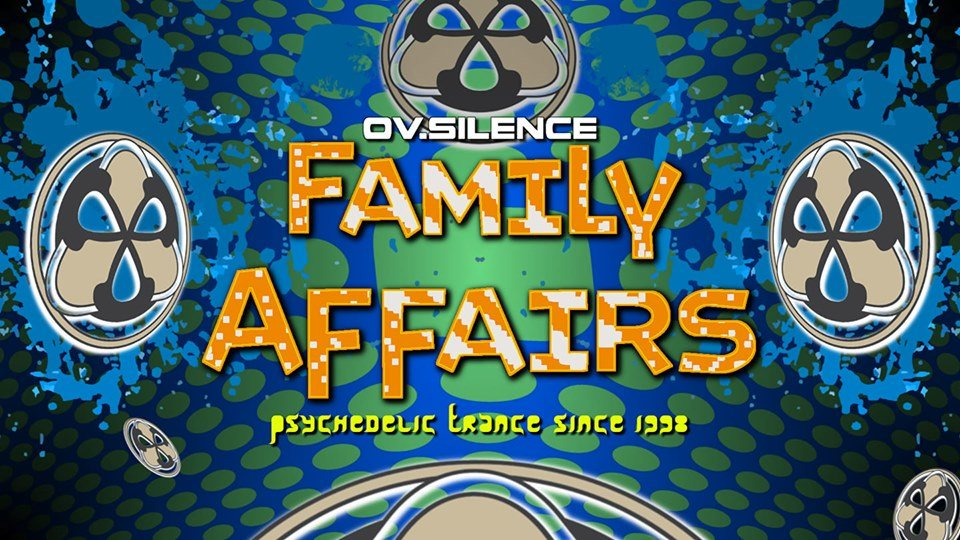 Party Flyer Family Affairs 28 Jun '19, 23:00