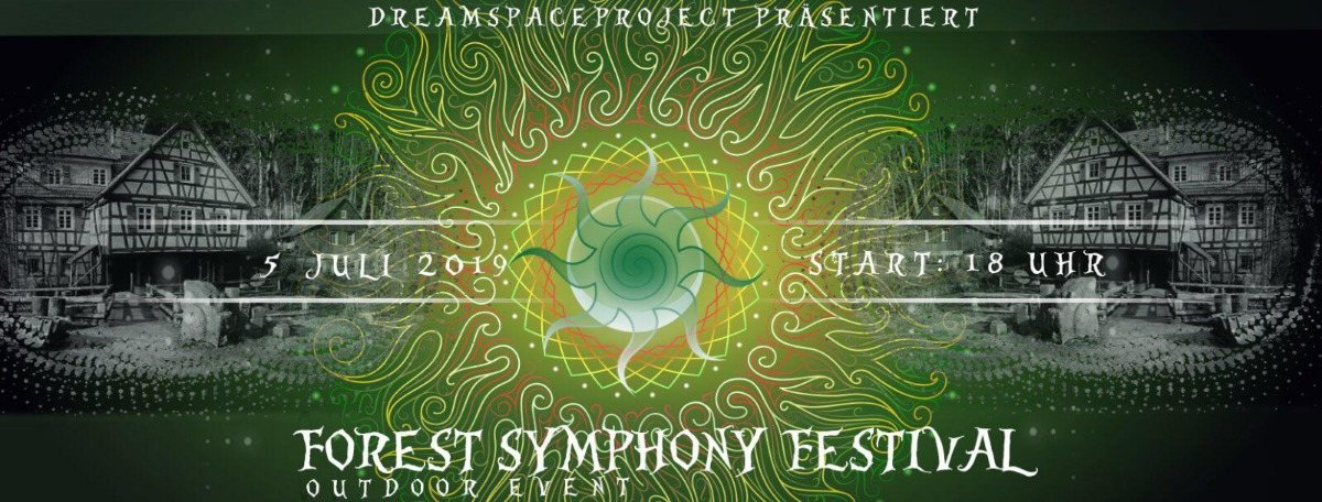 Party Flyer Forest Symphony Open Air 5 Jul '19, 18:00