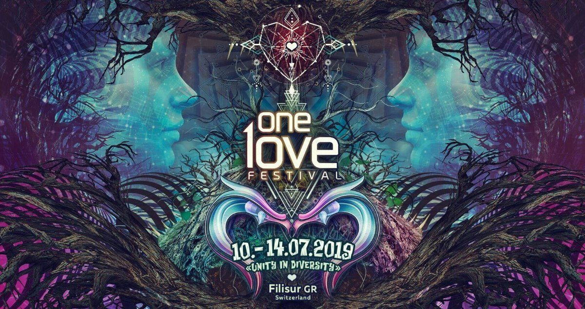 ONE LOVE FESTIVAL 2019: unity in diversity 10 Jul '19, 16:00