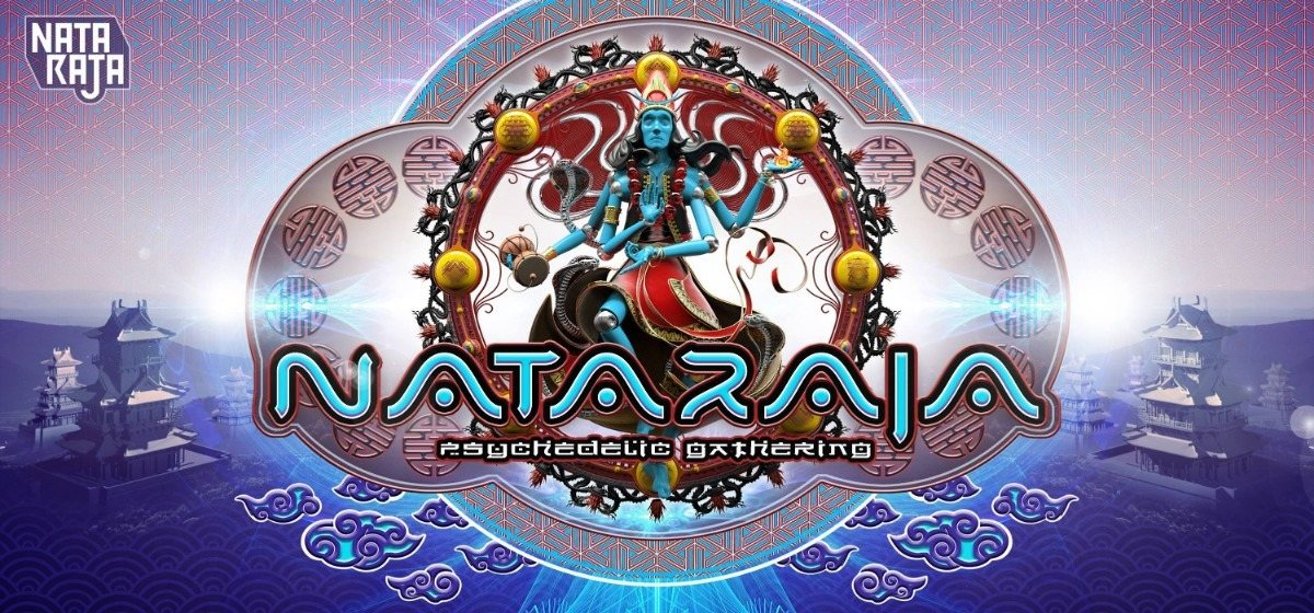 Party Flyer Nataraja Psychedelic Gathering 11 Jul '19, 18:00