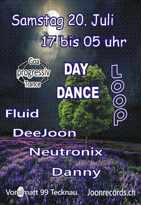 Proggi Goa Trance 20 Jul '19, 17:00