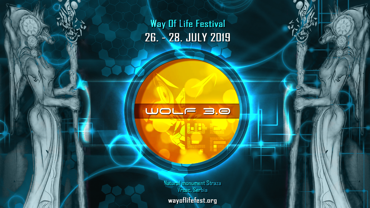 Party Flyer Way Of Life Festival 2019 26 Jul '19, 12:00