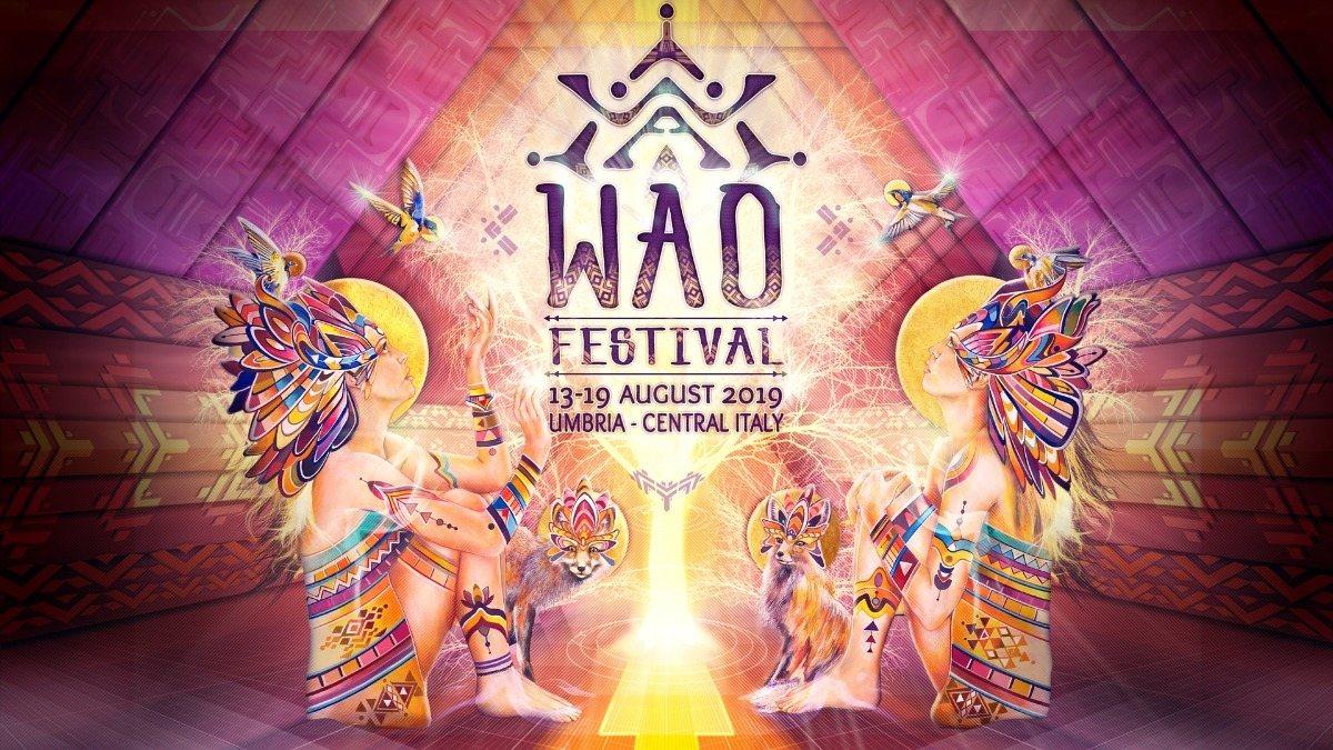 WAO FESTIVAL 2019 - 5th Edition 13 Aug '19, 10:00
