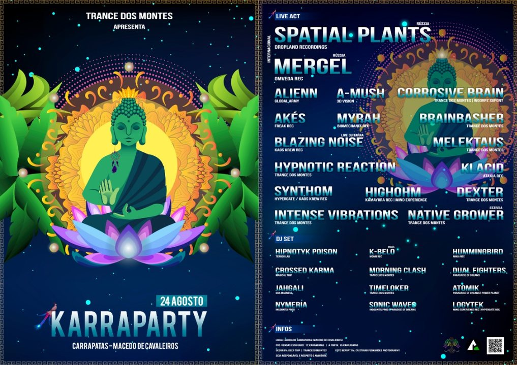 Party Flyer Karraparty 2019 24 Aug '19, 21:00
