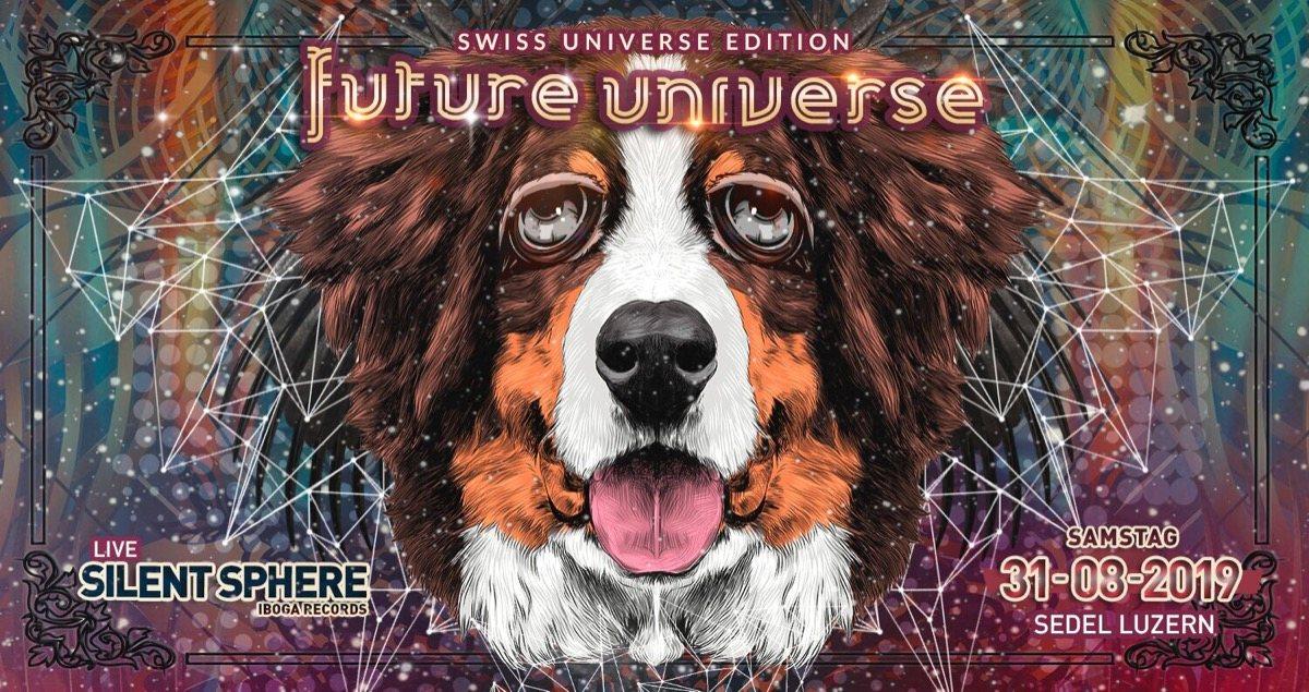 Party Flyer Future Universe 31 Aug '19, 22:00