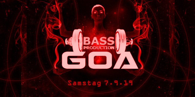 Bassproduction Goa Party 7 Sep '19, 22:00