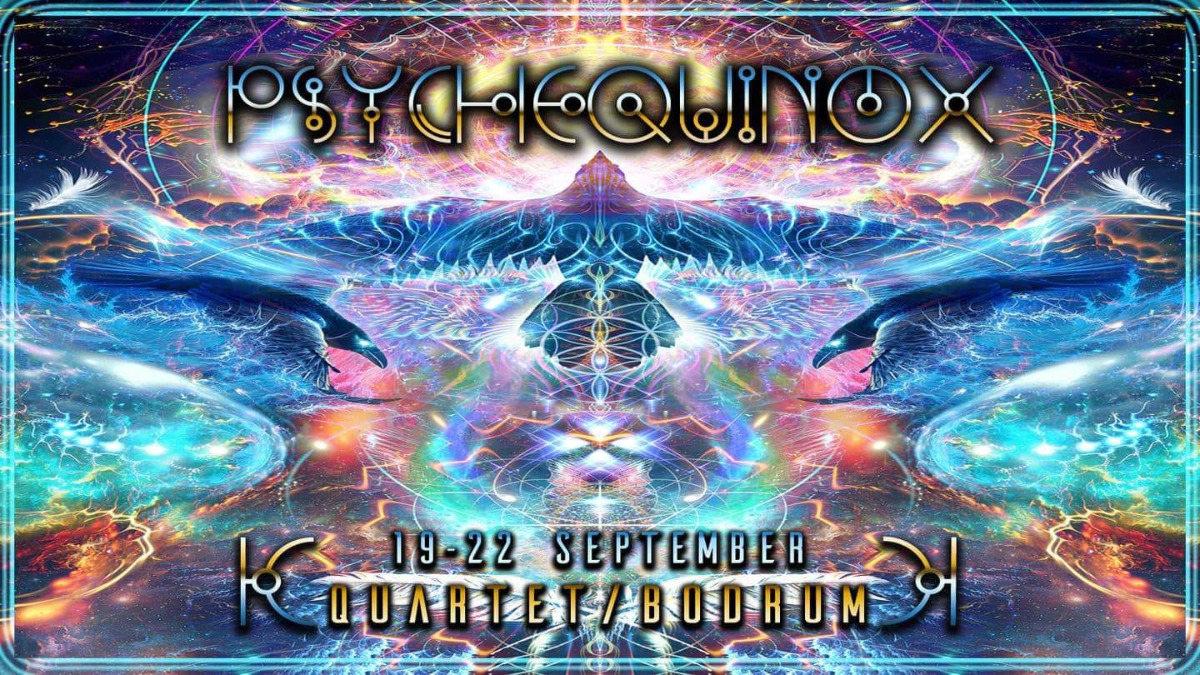 Party Flyer Psychequinox II 19 Sep '19, 18:00
