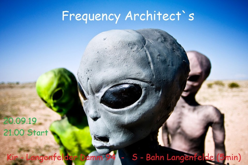 Frequncey Architect`s 20 Sep '19, 21:00