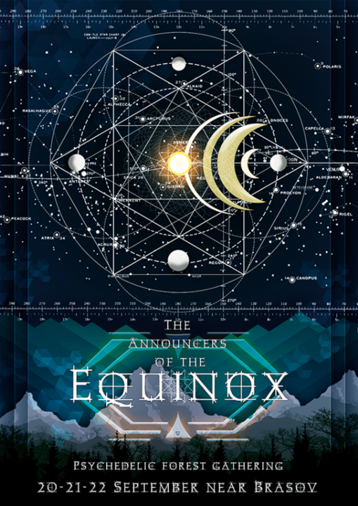 The Announcers of the Equinox 20 Sep '19, 18:00