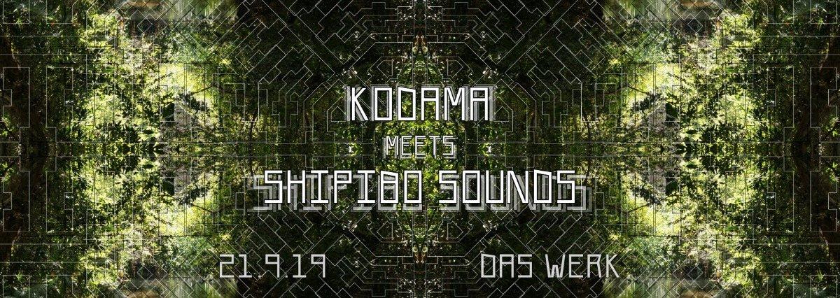 Kodama meets Shipibo Sounds 21 Sep '19, 23:00
