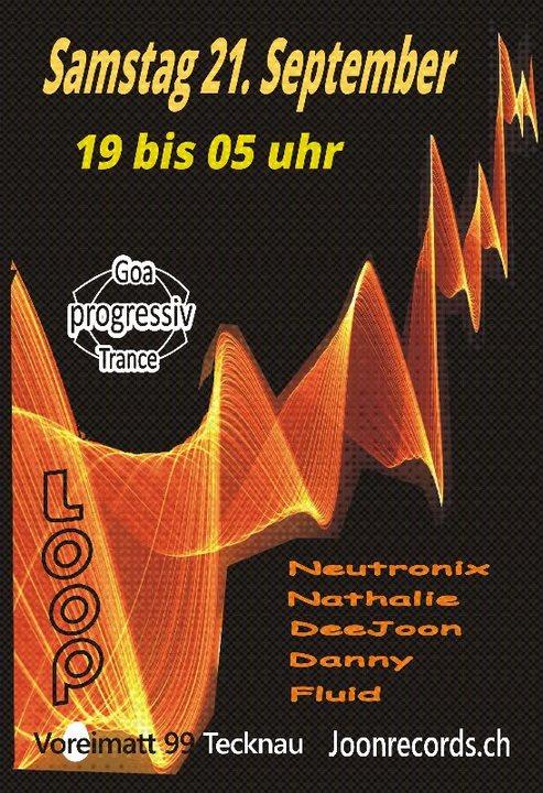 Party Flyer Proggi Goa Trance 21 Sep '19, 19:00