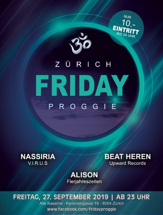 Friday Proggie 27 Sep '19, 23:00