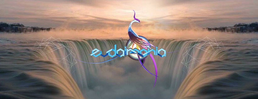 Party Flyer EUDAIMONIA | Open Air | Free party 28 Sep '19, 22:00