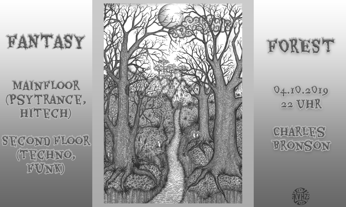 Fantasy Forest 4 Oct '19, 22:00