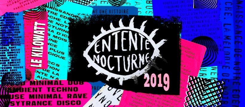Entente Nocturne 11 Oct '19, 20:00