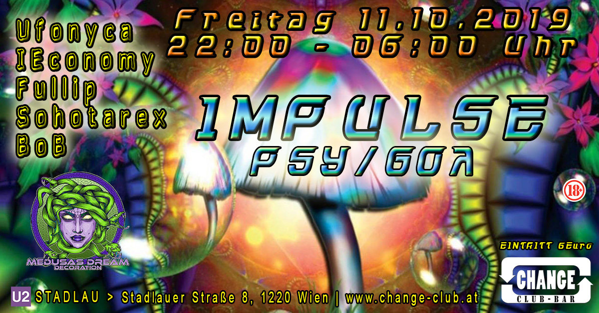 Impulse 11 Oct '19, 22:00